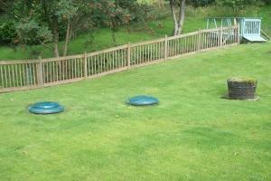 Balmoral_Hydroclear_sewage_plant_garden